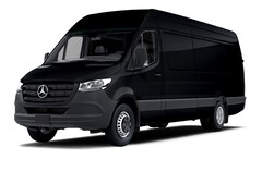 New 2020 Mercedes-Benz Sprinter 3500XD High Roof V6 CARGO VAN in New England