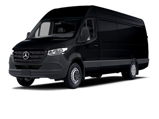 2020 Mercedes-Benz Sprinter 3500XD High Roof V6 CARGO VAN