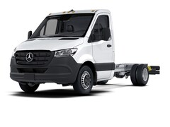 2020 Mercedes-Benz Sprinter 4500 Chassis Standard Roof V6 Truck