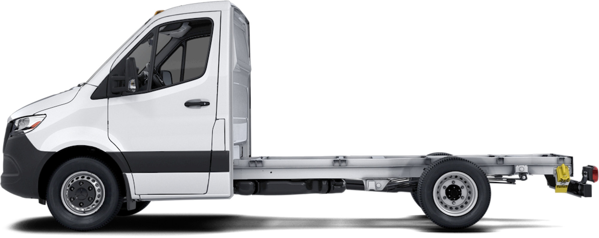 2020 Mercedes-Benz Sprinter 4500 Chassis Truck Standard Roof V6
