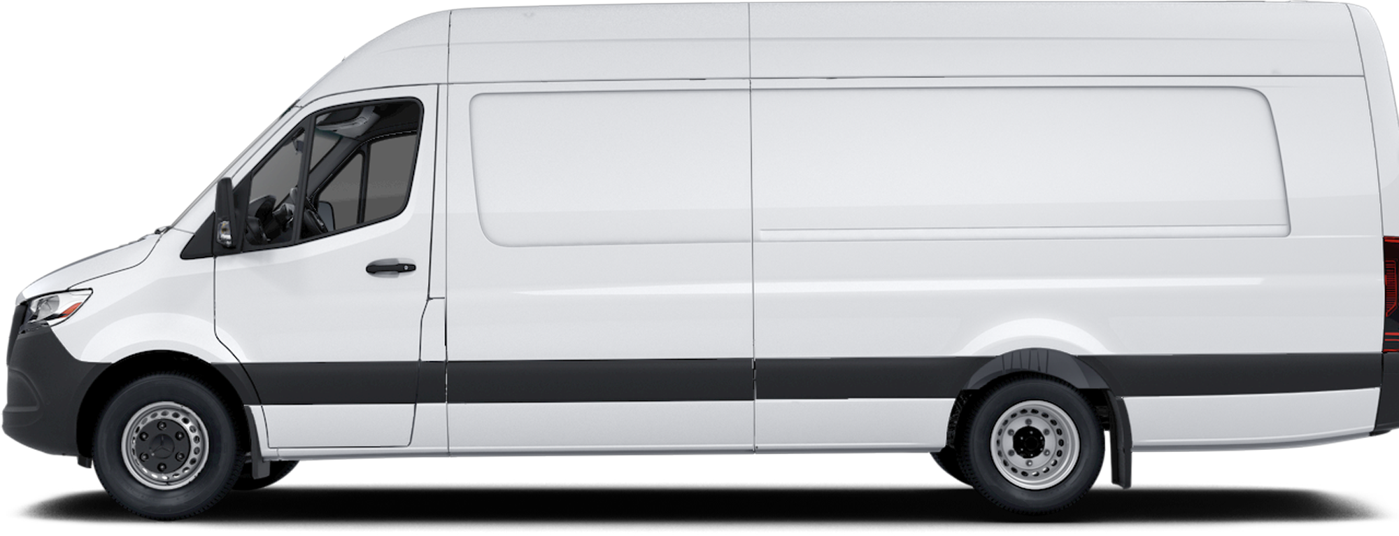2020 Mercedes-Benz Sprinter 4500 Van High Roof V6