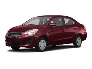 2020 Mitsubishi Mirage G4 Sedan Wine Red Metallic
