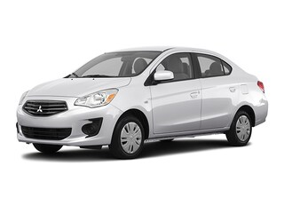New 2020 Mitsubishi Mirage G4 ES Sedan near San Antonio, TX