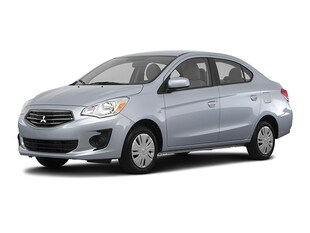 2020 Mitsubishi Mirage G4 ES Sedan