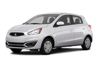 New 2020 Mitsubishi Mirage ES Hatchback near San Antonio, TX