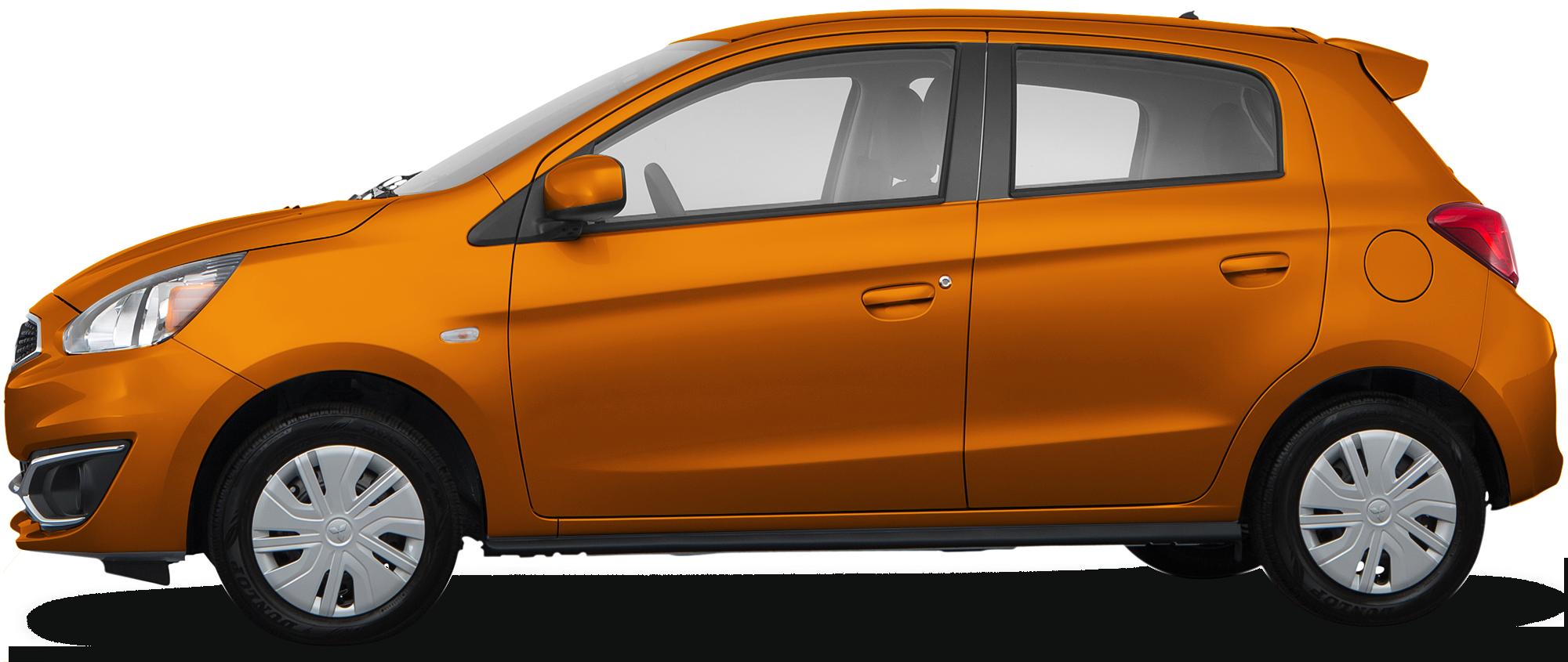 2020 Mitsubishi Mirage Hatchback ES