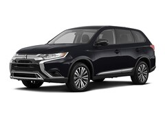 New 2020 Mitsubishi Outlander ES S-AWC SUV in Thornton, CO near Denver