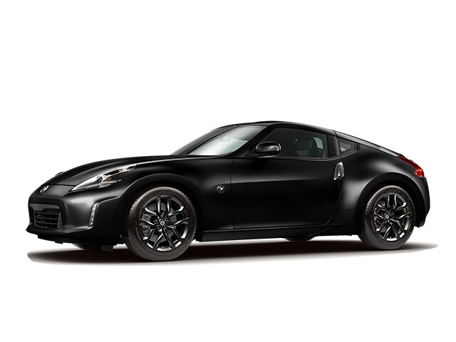 2020 Nissan 370Z Base Coupe