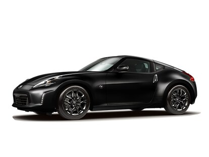 New 2020 Nissan 370z Coupe Magnetic Black Pearl For Sale