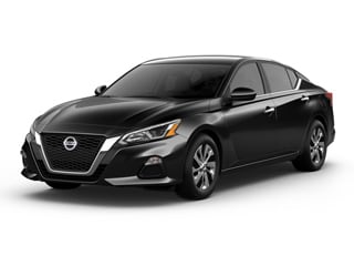 2020 Nissan Altima Sedan Super Black