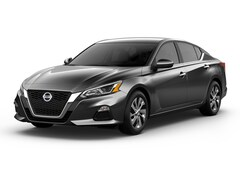New 2020 Nissan Altima 2.5 S Sedan in South Burlington