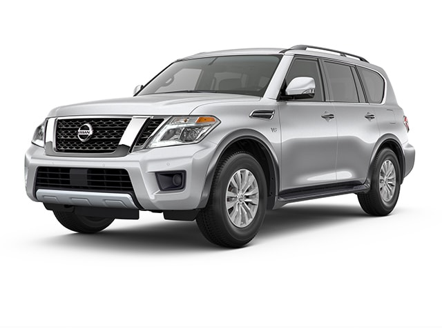 2020 Nissan Armada Suv Digital Showroom Exton Nissan
