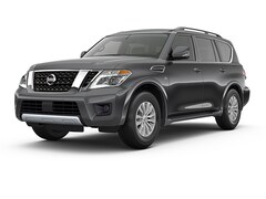 New 2020 Nissan Armada SV SUV in St. Albans