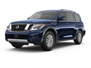Used 2020 Nissan Armada SV SUV for sale near you in Logan, UT