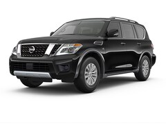 New 2020 Nissan Armada SV SUV Concord, North Carolina