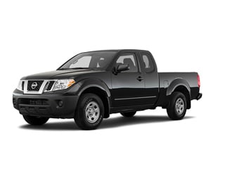 2020 Nissan Frontier Truck Magnetic Black Pearl