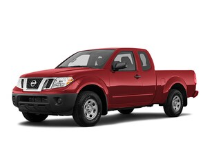 2020 Nissan Frontier S King Cab 4x2 Auto