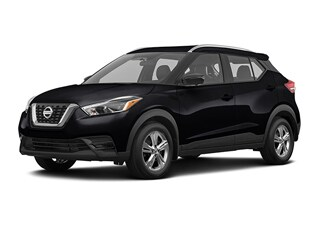 2020 Nissan Kicks SUV Super Black