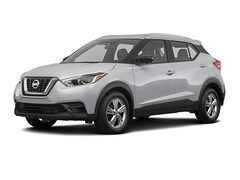 New 2020 Nissan Kicks S SUV Winston Salem, North Carolina