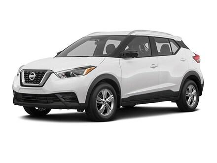 2020 Nissan Kicks S SUV