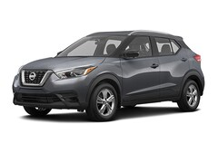New 2020 Nissan Kicks S SUV in Louisville, KY