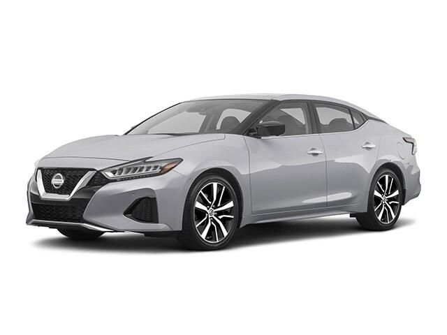 2020 Nissan Maxima 3.5 S Sedan