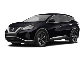 2020 Nissan Murano SUV Super Black Metallic