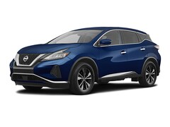 New 2020 Nissan Murano S SUV 5N1AZ2AS4LN123325 in Valley Stream, NY