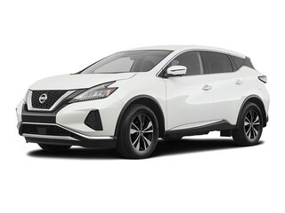 New 2020 Nissan Murano S SUV in North Smithfield near Providence