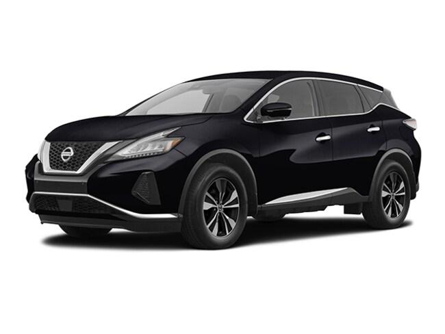 New 2020 Nissan Murano S SUV Bronx