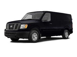 2020 Nissan NV Cargo NV2500 HD Van Super Black