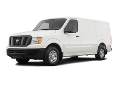 New 2020 Nissan NV Cargo NV2500 HD S V6 Van Cargo Van for sale in Gurnee