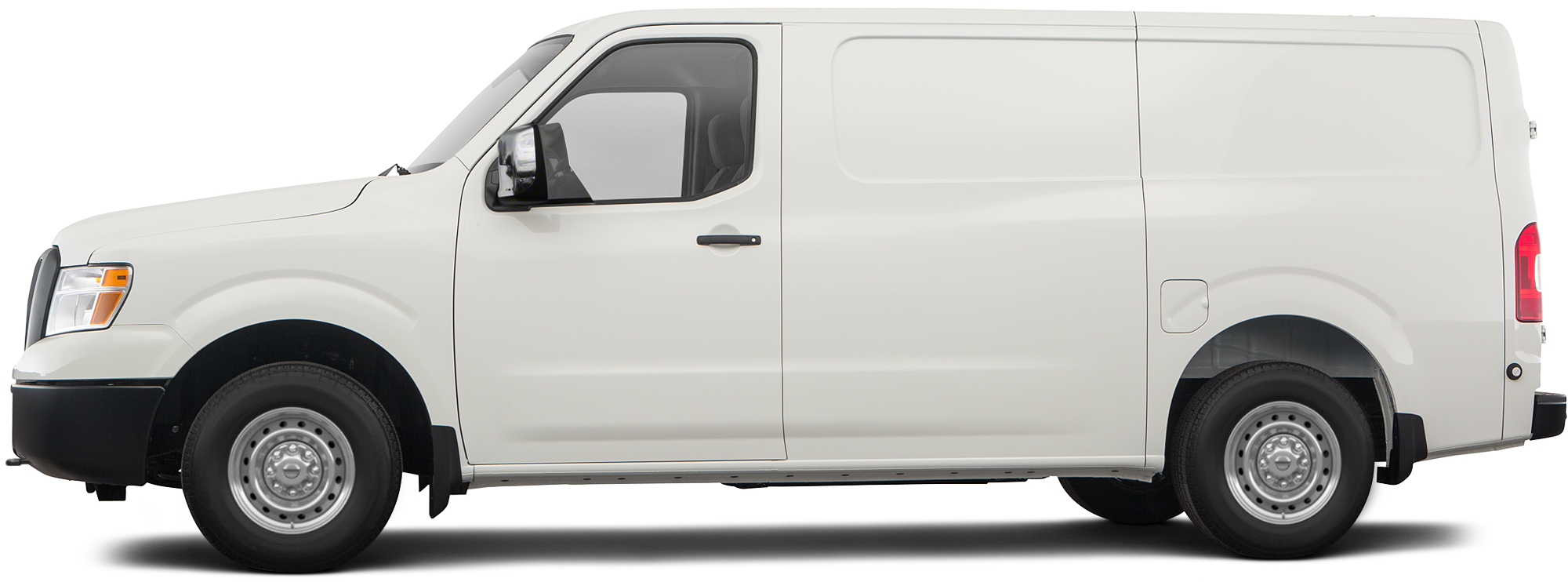 2020 Nissan NV Cargo NV3500 HD Van Digital Showroom ...