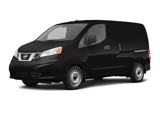 2020 Nissan NV200 Van Super Black