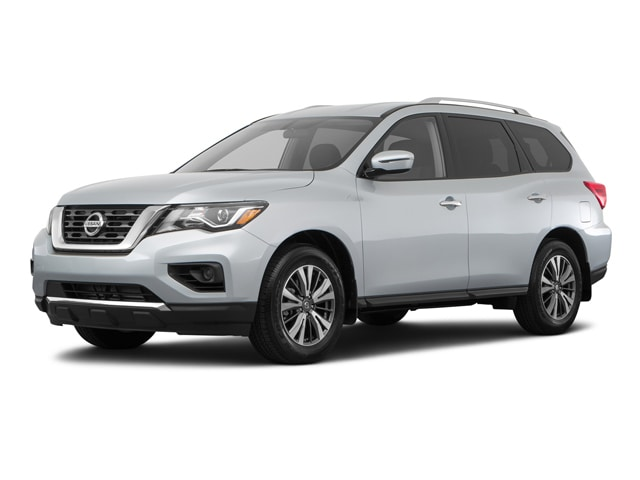 2020 Nissan Pathfinder SUV Brilliant Silver Metallic