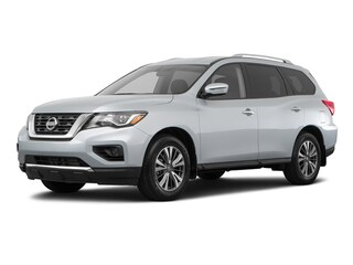New 2020 Nissan Pathfinder S SUV in Springfield NJ