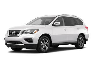 New 2020 Nissan Pathfinder S SUV for sale near you in Highlands Ranch, CO
