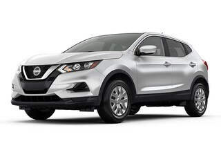 New 2020 Nissan Rogue Sport S SUV Westborough