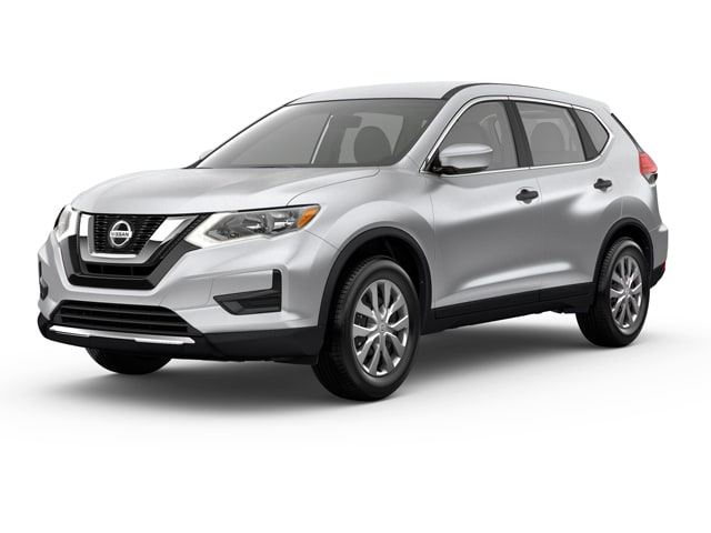 2020 Nissan Rogue SUV Brilliant Silver Metallic