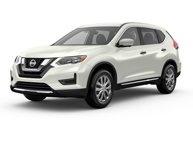 2020 Nissan Rogue SUV Digital Showroom | Fuccillo Nissan ...