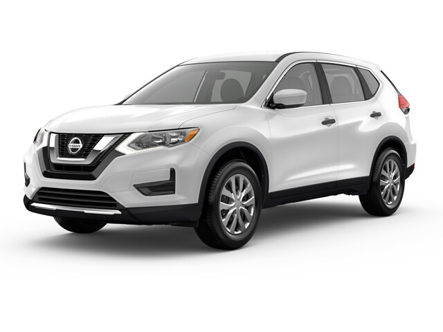 New 2020 Nissan Rogue S SUV Westborough