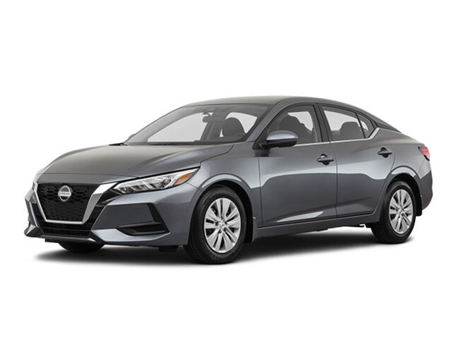 New 2020 Nissan Sentra S Sedan for sale near Playa Vista