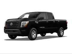 2020 Nissan Titan XD Truck Crew Cab