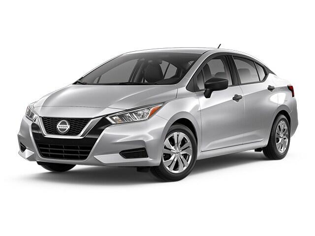 2020 Nissan Versa Sedan Digital Showroom | Crown Nissan of ...