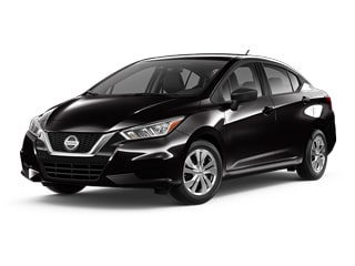 2020 Nissan Versa Sedan Super Black