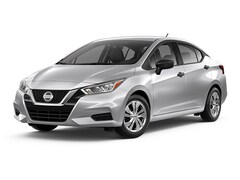 New 2020 Nissan Versa 1.6 S Sedan for Sale in Inwood at Rockaway Nissan