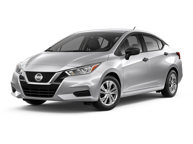 New 2020 Nissan Versa 1.6 S Sedan for sale near Playa Vista
