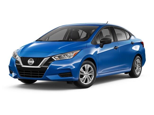 New Nissan vehicle 2020 Nissan Versa 1.6 S Sedan 3N1CN8DV7LL822582 for sale near you in Mesa, AZ