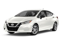 New 2020 Nissan Versa 1.6 S Sedan Newport News, VA