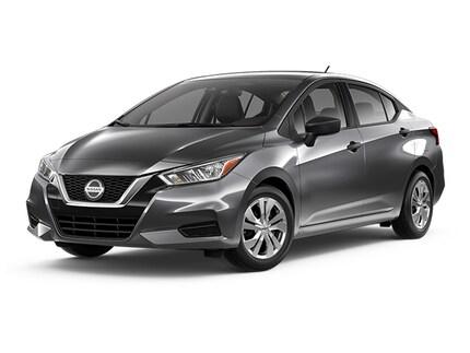 2020 Nissan Versa Sedan